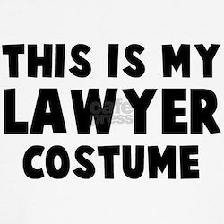 Lawyer costume T-Shirt