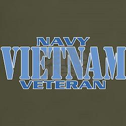 VIETNAM WAR NAVY VETERAN T-Shirt