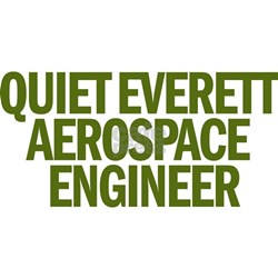 QUIET EVERETT AEROSPACE ENGINEER - Mens