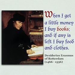 Erasmus on Buying Books T