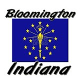 Bloomington Indiana Mug