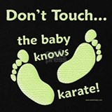 Karate baby Maternity