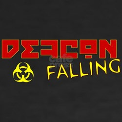 Defcon Falling Shirt
