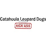 Catahoula Leopard Dogs Kick a Mug