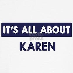 All about KAREN Tee