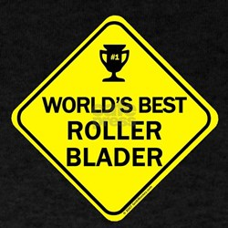 Roller Blader T-Shirt