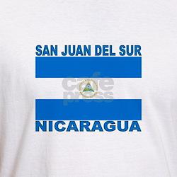 San Juan Del Sur, Nicaragua Shirt