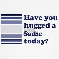 Hugged Sadie Tee