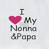 Nonna and papa Bib