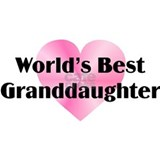 WB Granddaughter Mug