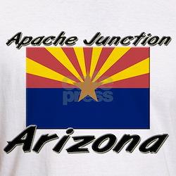 Apache Junction Arizona Shirt