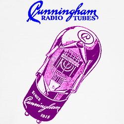Cunningham Tubes T-Shirt