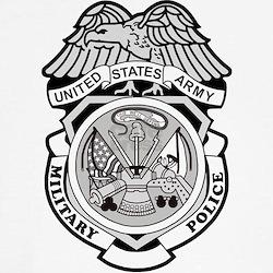 Military Police Corps <BR>Shirt 40