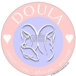 Doula ~ Caring Shirt