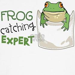 Frog Catching Expert T-Shirt
