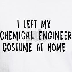 Left my Chemical Engineer Shirt