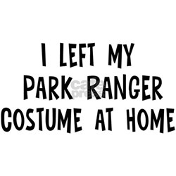 Left my Park Ranger Shirt