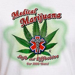 Cute Medical marijuana Shirt