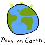 Peas on Earth Mug