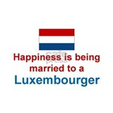 Luxembourg-Married Mug