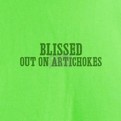 Blissed Out On Artichokes T-Shirt