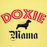 Doxie mama Tank Tops