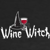Wine witch T-shirts
