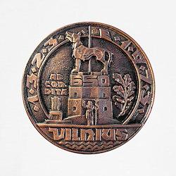 Vilnius Medallion Tee