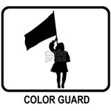Color Guard (white) Mug