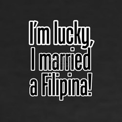 Married a Filipina Shirt