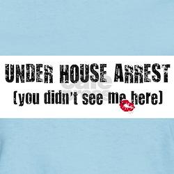 Under House Arrest T-Shirt