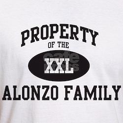 Property of Alonzo Family Shirt