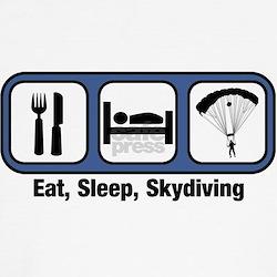 Eat, Sleep, Skydiving T-Shirt
