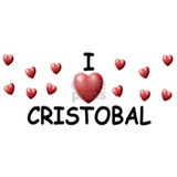 I Love Cristobal - Mug