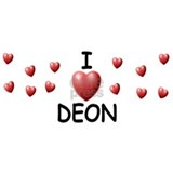 I Love Deon - Coffee Mug