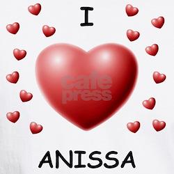 I Love Anissa - Shirt