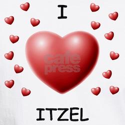 I Love Itzel - Shirt
