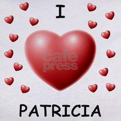 I Love Patricia - Tee