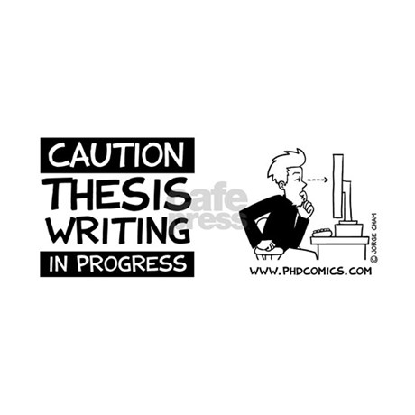 what is thesis in writing