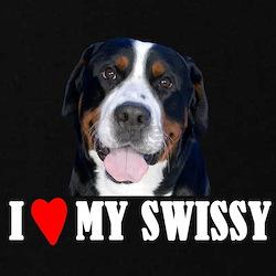 Funny Swissy T