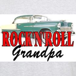 ROCK'N'ROLL GRANDPA T-Shirt