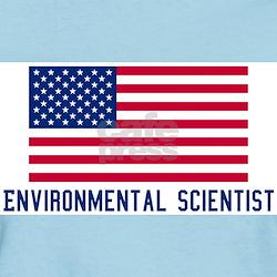 Ameircan Environmental Scient T-Shirt