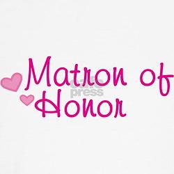 Matron of Honor Shirt