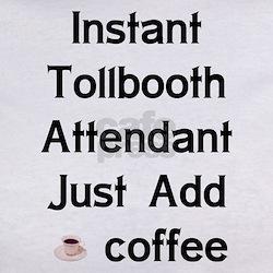Tollbooth Attendant Tee