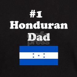 #1 Honduran Dad T-Shirt
