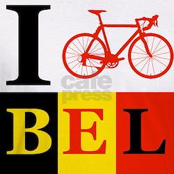 I Bike Belgium Shirt