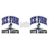 Ice Fish South Dakota Mug