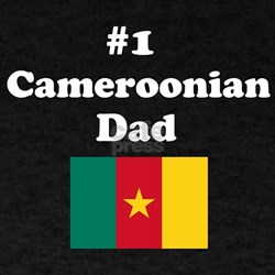 #1 Cameroonian Dad T-Shirt