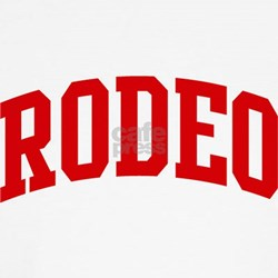 Rodeo (red curve) T