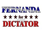 FERNANDA for dictator Mug